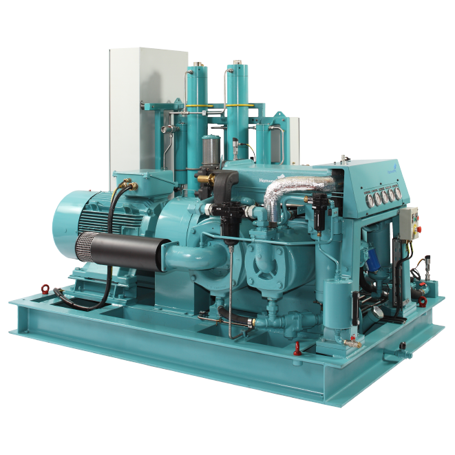 HAMWORTHY-compressor